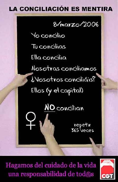 Mulheres trabalhadoras!