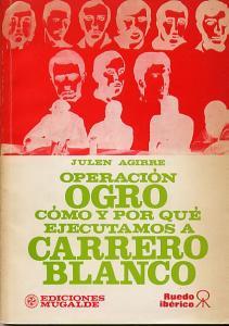 Livro da Operação Ogro