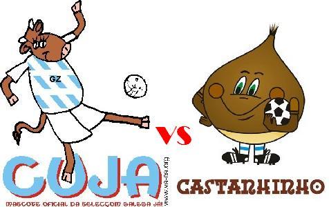 Cuja VS Castanhinho