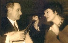 José Nunes com Amália