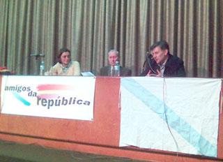 Susana Reboredo, Puente Ojea e David Cortom