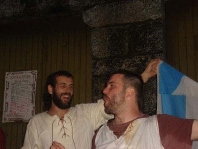 Iago e Tiago «Cantando na Chuva»