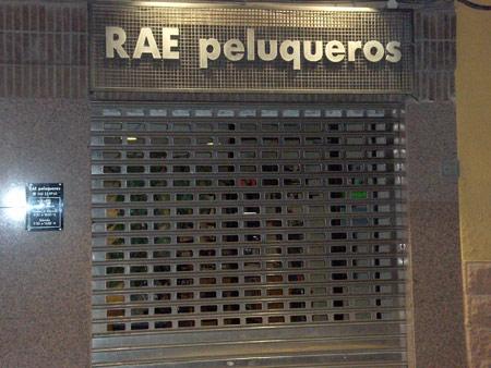 RAE PELUQUEROS