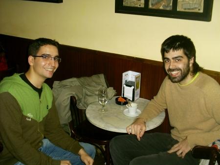 Guillem e Gábri na Gramola