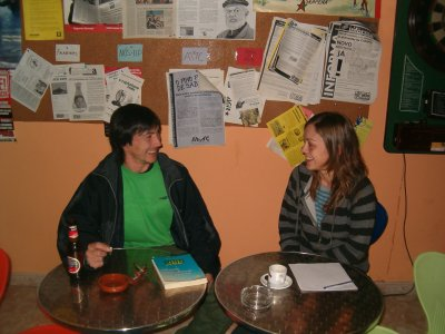 Voluntariado na Baiuca