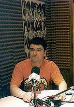 Xurxo Souto em Rádio Portozás